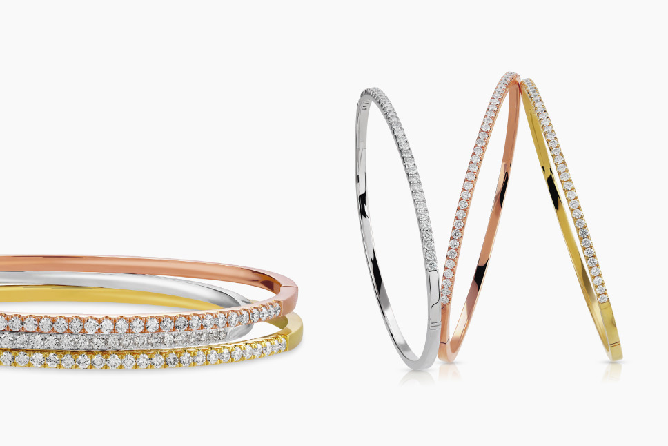 Love Lines Stacking Bangles