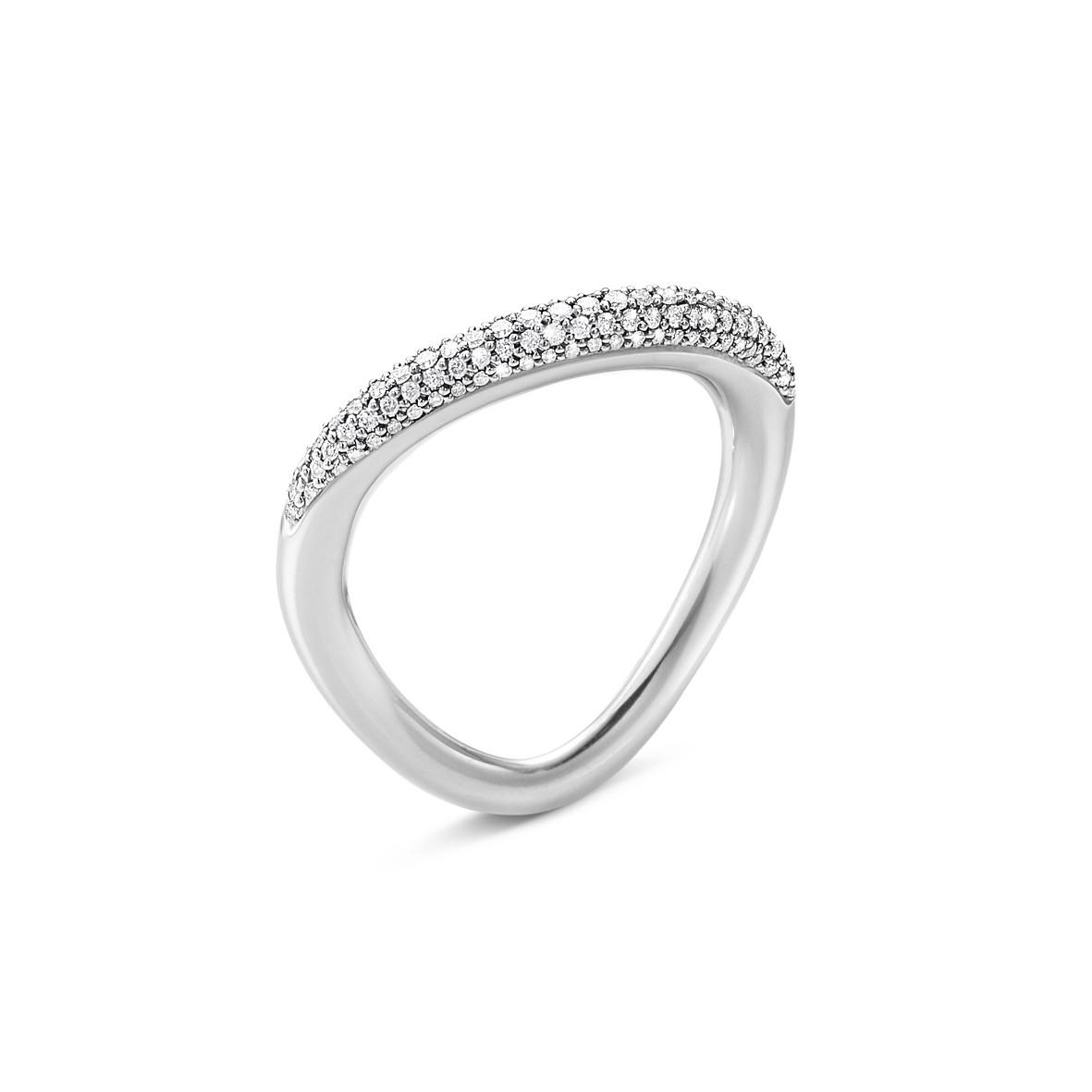Georg Jensen Offspring Ring