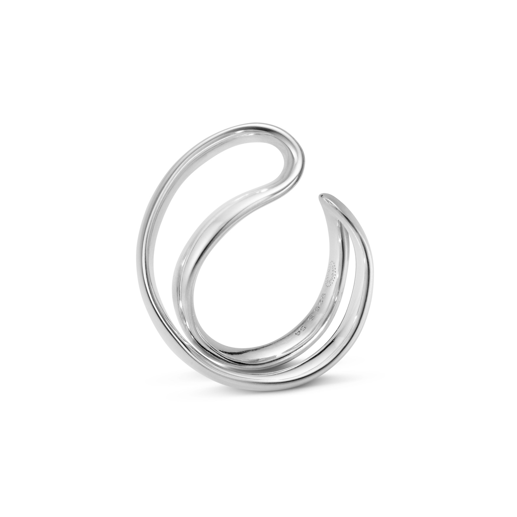 Georg Jensen Infinity Ring