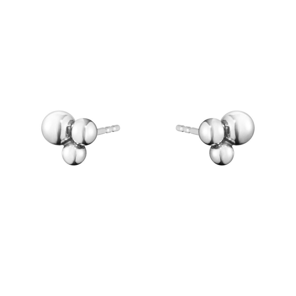 Georg Jensen Moonlight Grapes Stud Earrings
