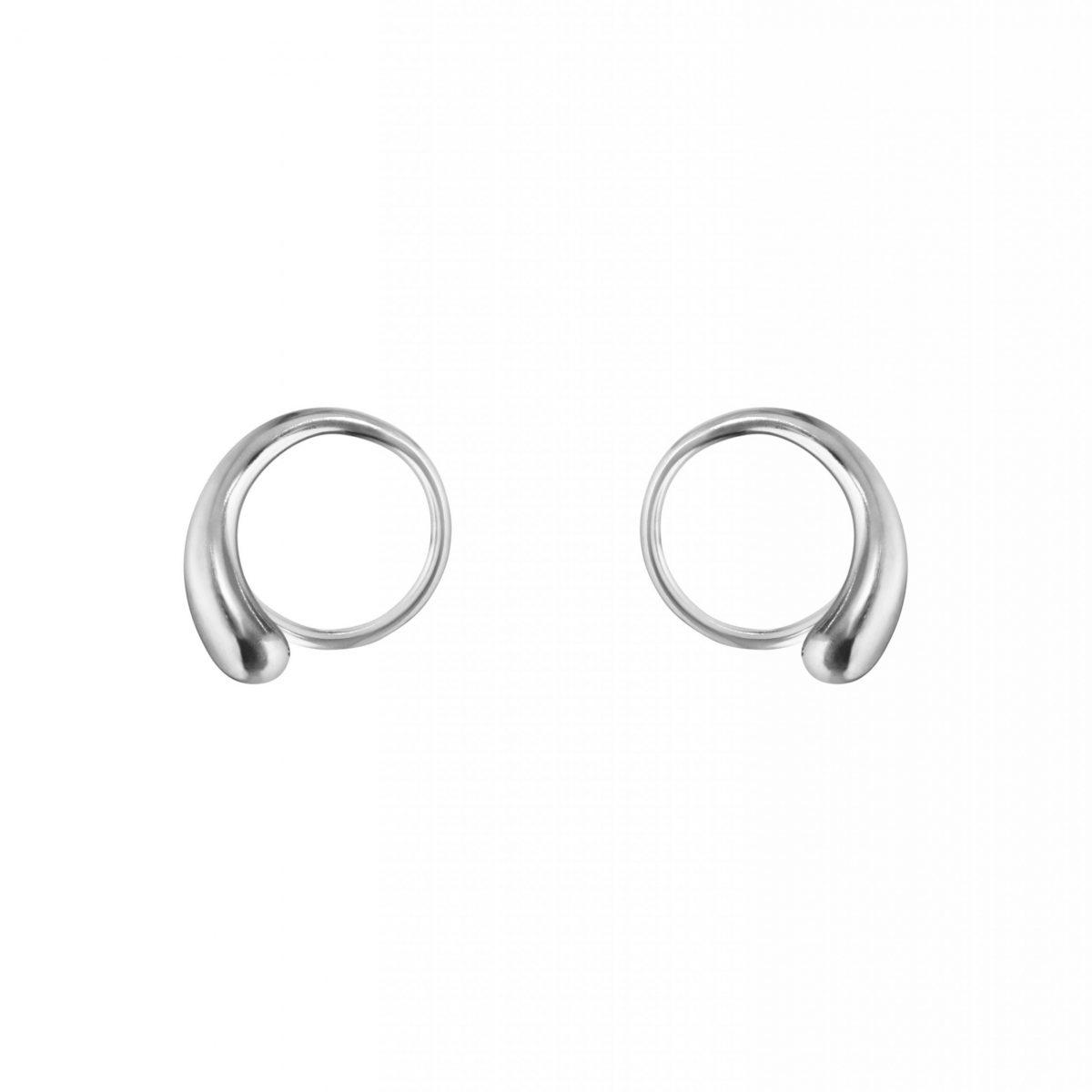 Georg Jensen Mercy Swirl Earrings