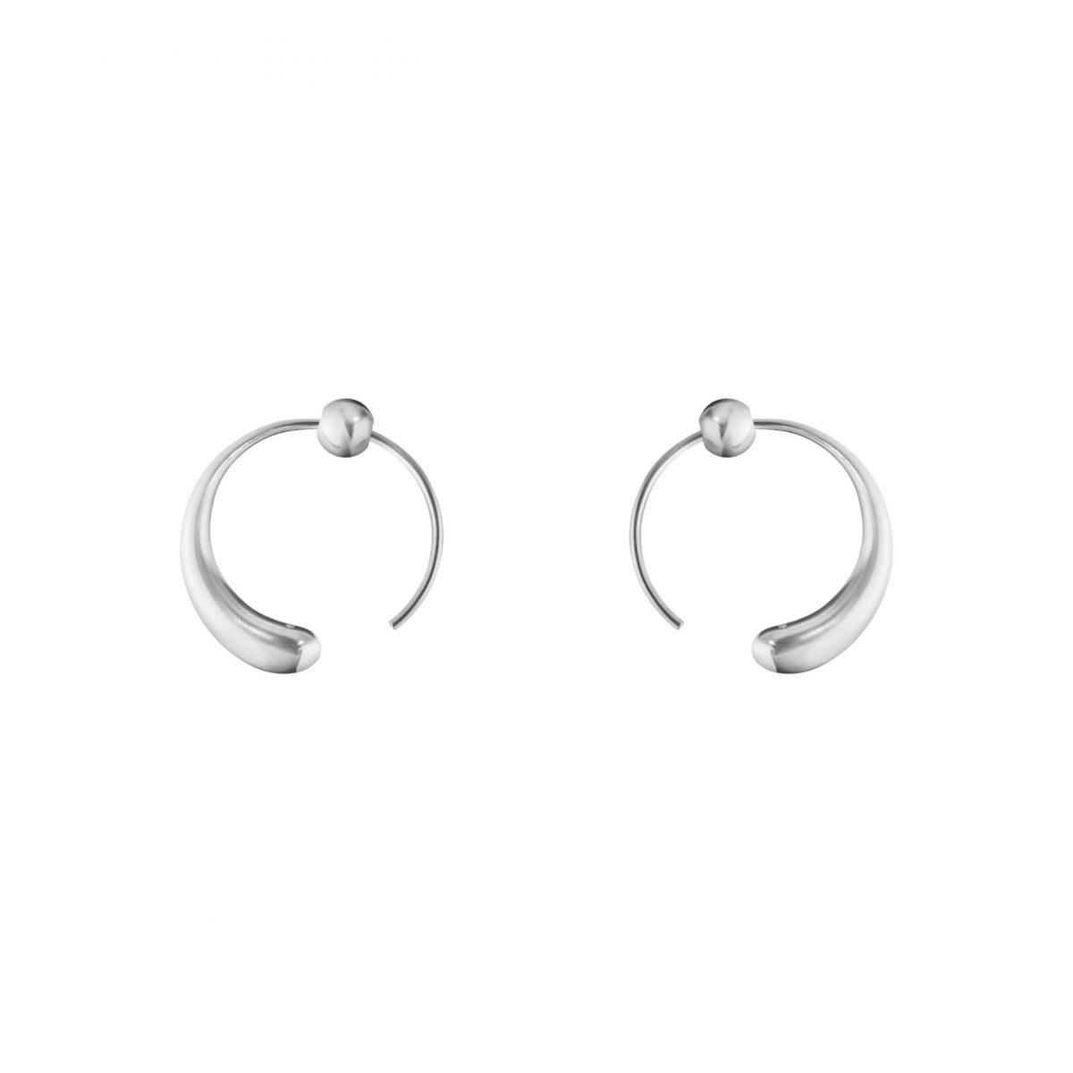 Georg Jensen Mercy Hoop Earrings