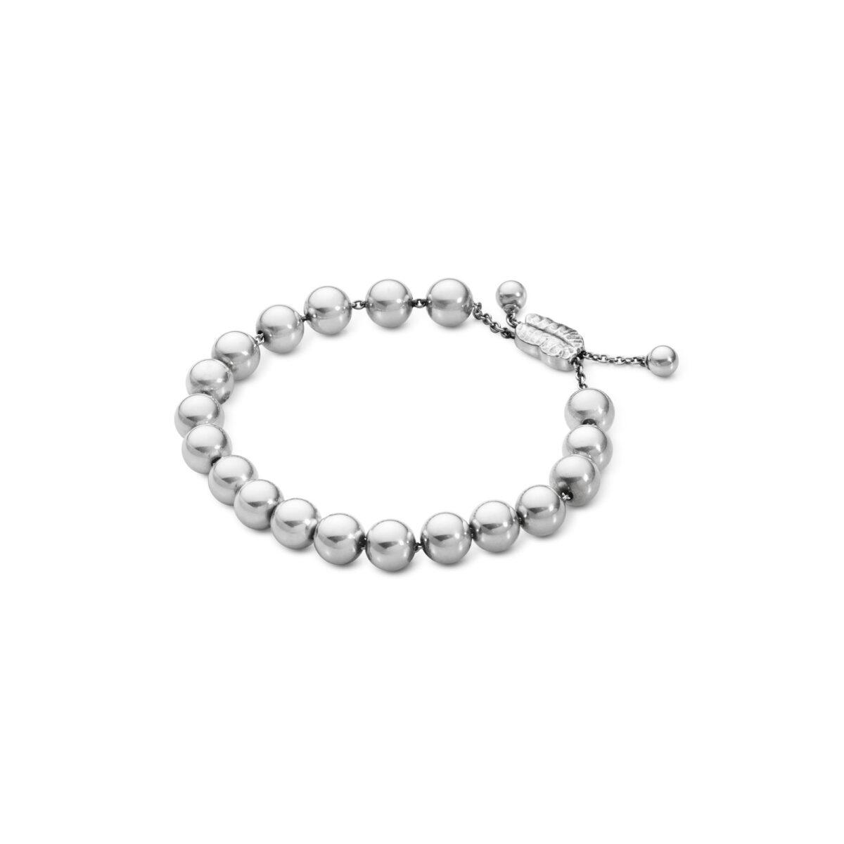 Moonlight Grapes Sterling Silver Bracelet