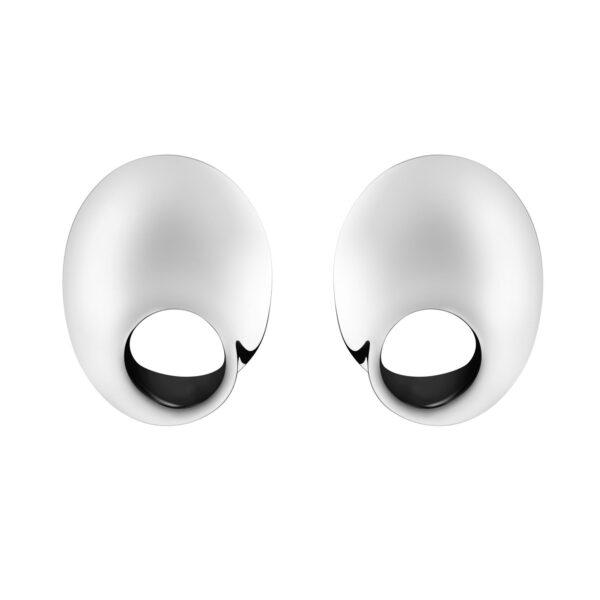 Georg Jensen Mobius Stud Earrings