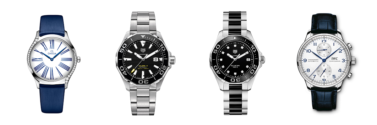 DMR Watches: Our Festive Picks