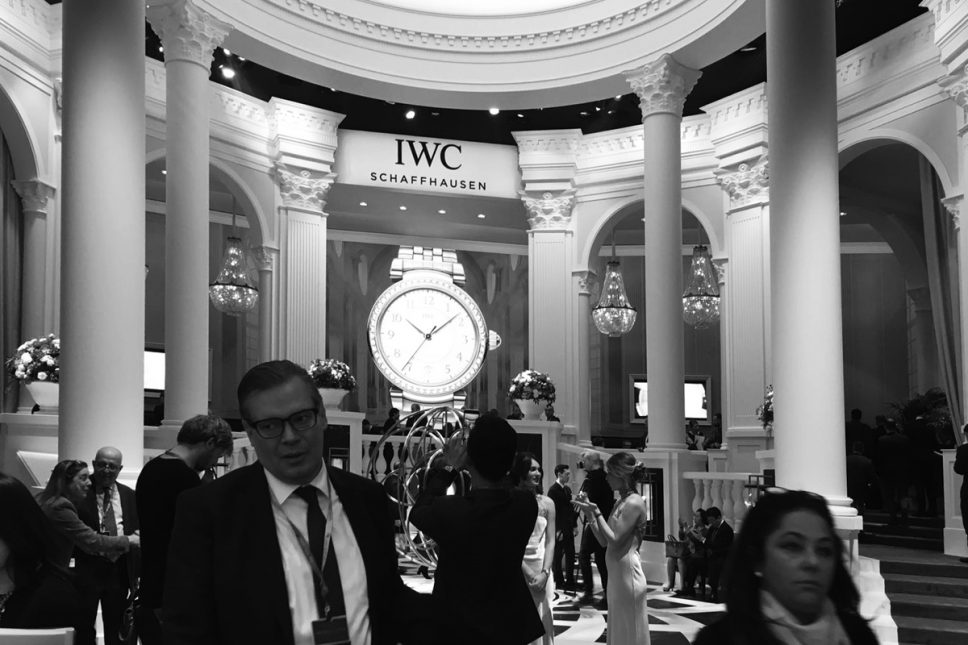Reflecting on SIHH 2017