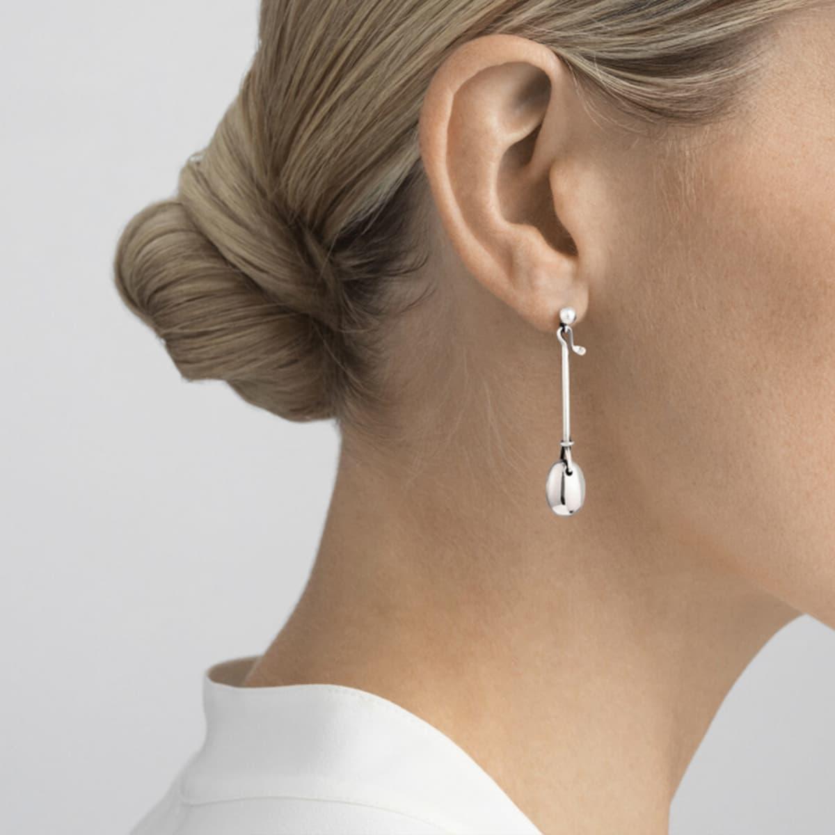 Georg Jensen Dew Drop Earrings