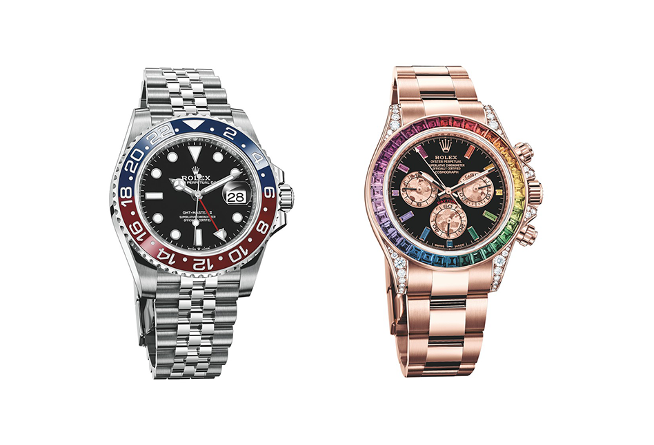 Rolex at Baselworld