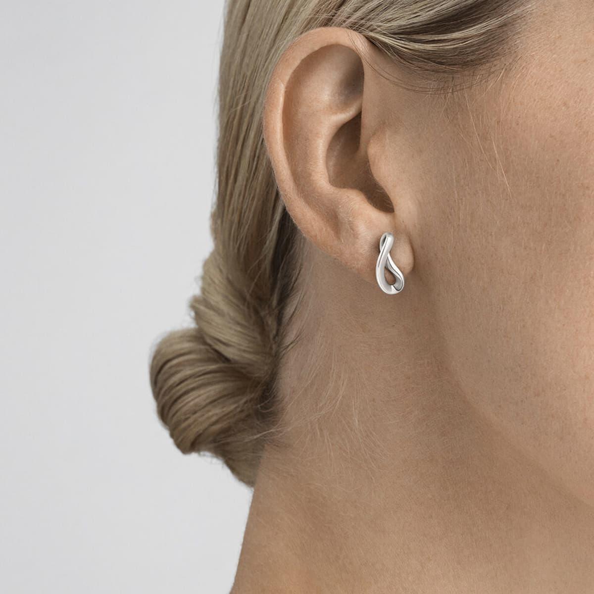 Georg Jensen Infinity Earrings