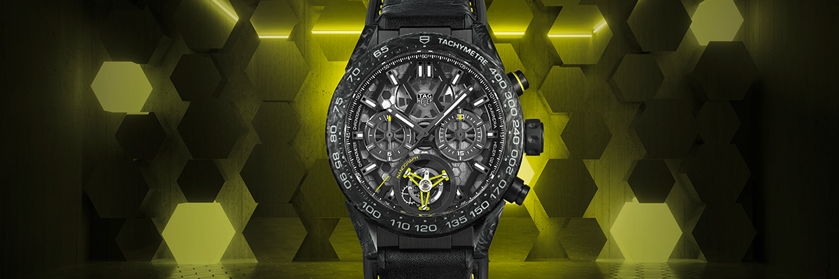 SIHH 2019: TAG Heuer