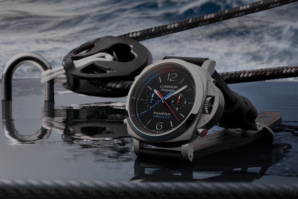 Panerai 2017 Collection at DMR Canary Wharf