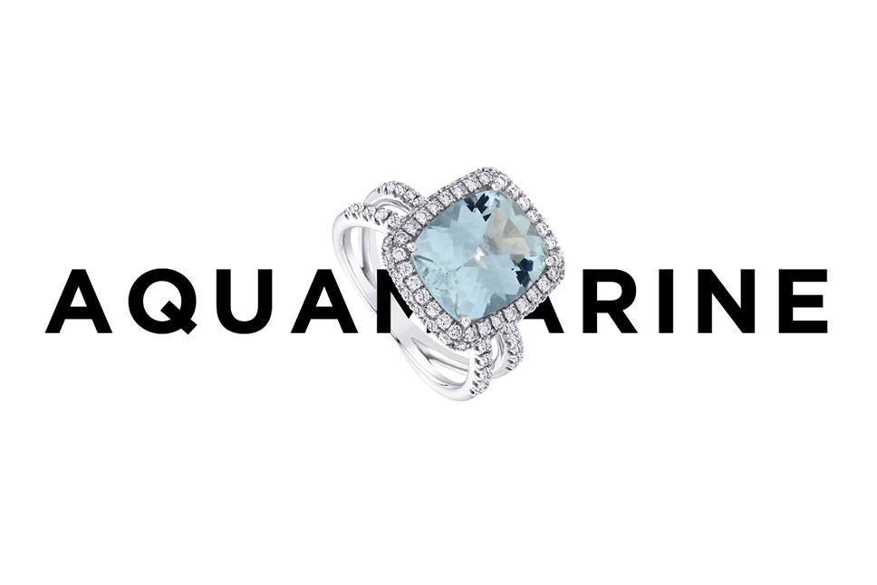 March Birthstone: Aquamarine