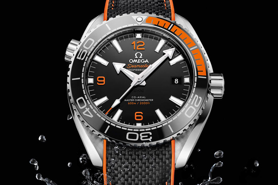 Baselworld 2016 Live: Seamaster Planet Ocean Collection