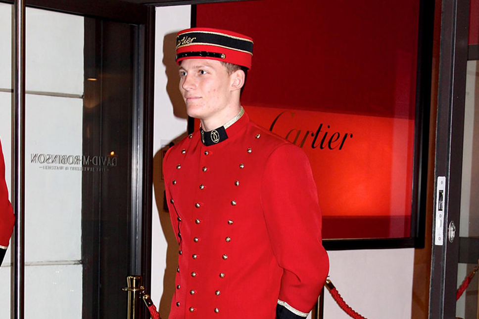 Maison Cartier arrives in Liverpool