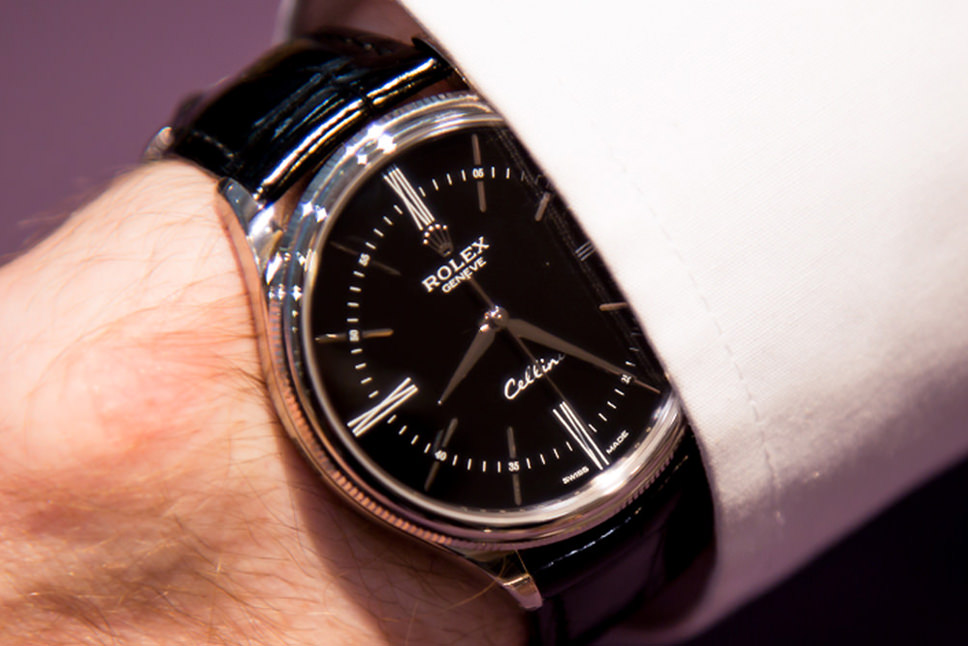 Rolex Cellini Dual Time // Watch of the Week