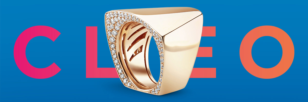 CLEO: the 'it' ring