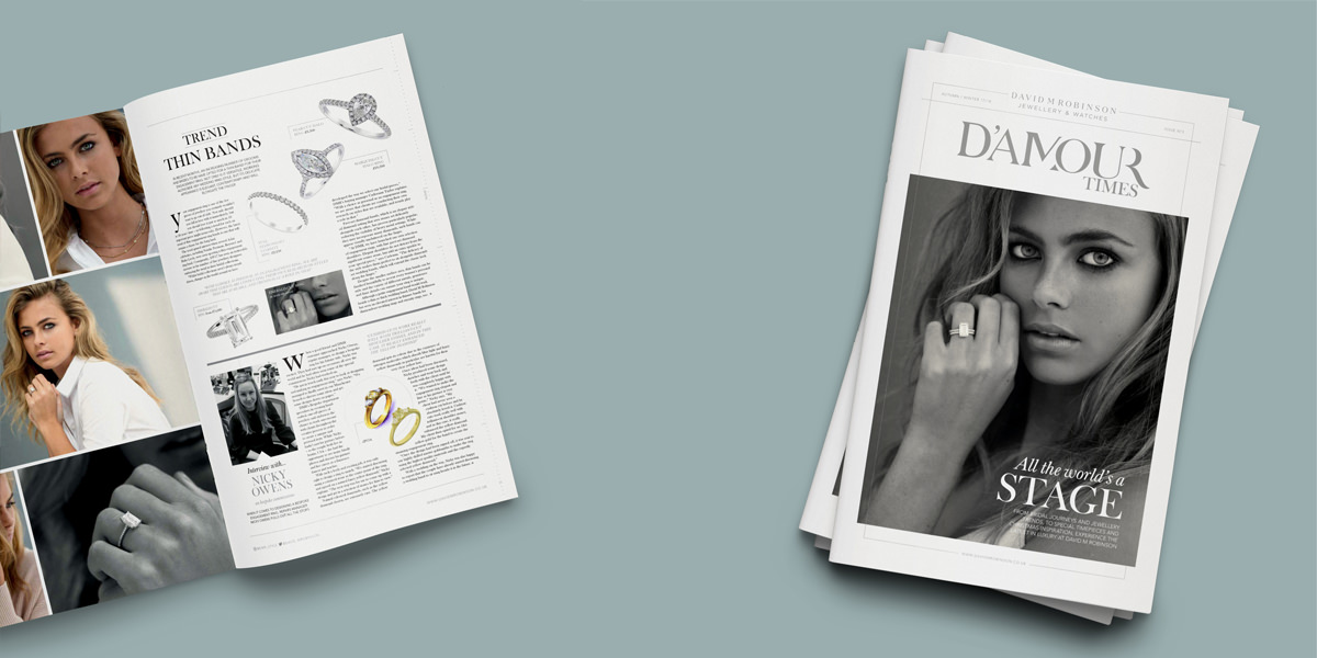 D'Amour Times: Issue 3