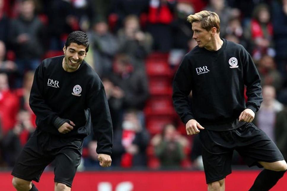 Liverpool All-Star Charity Match // Gerrard vs Carragher