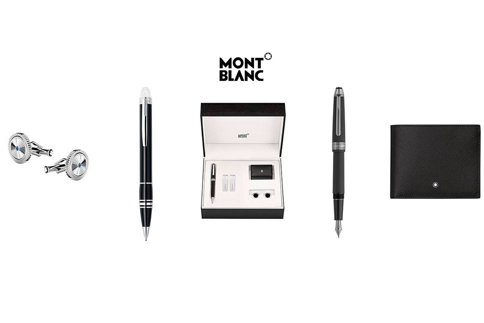 Mont Blanc – The Perfect Christmas Gift