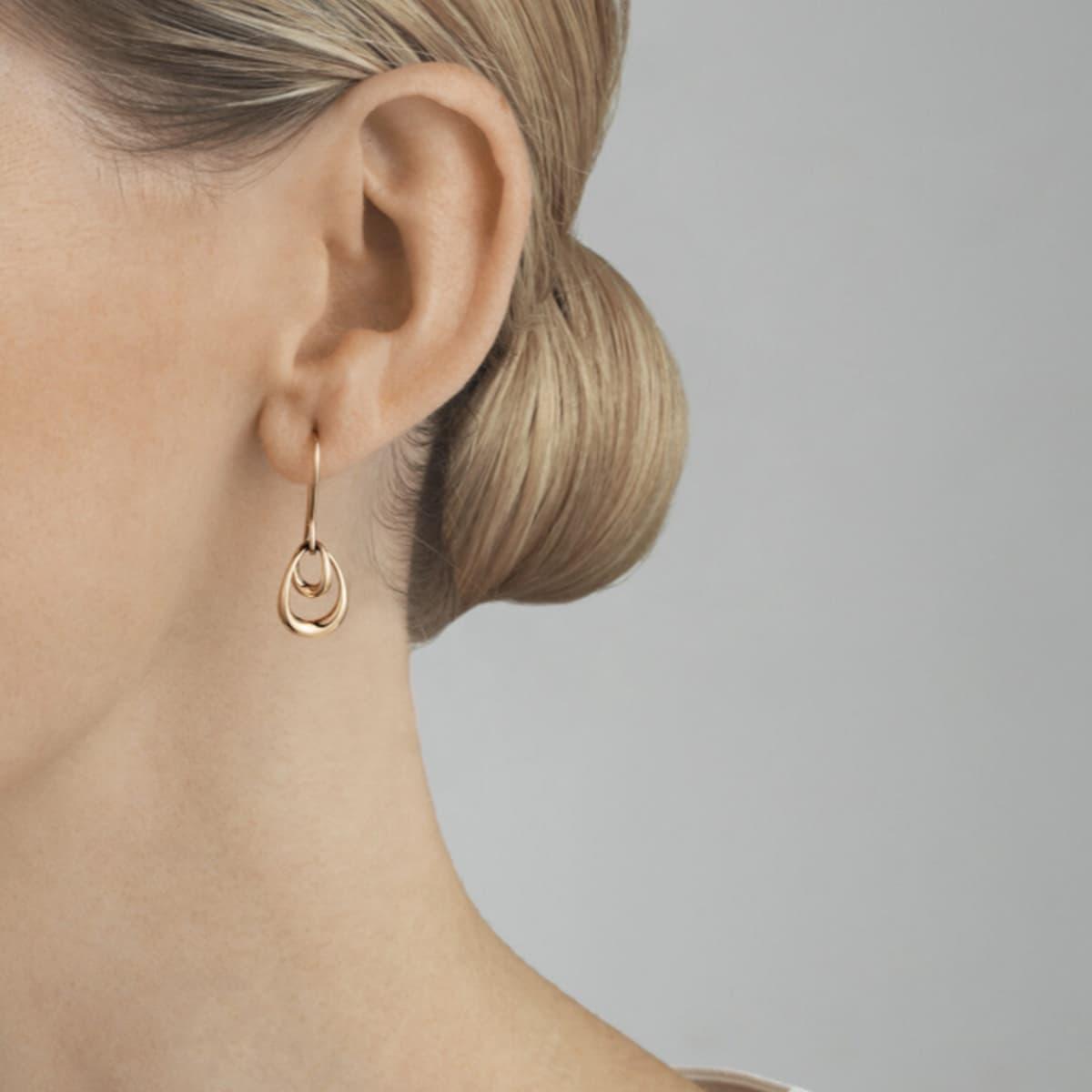 Georg Jensen Offspring Earrings