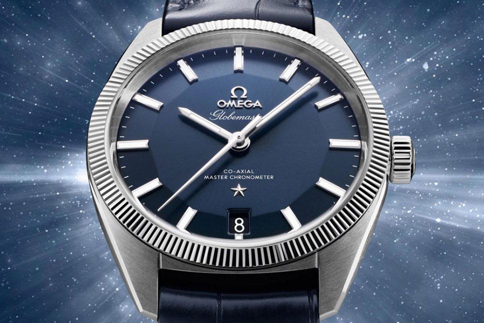 Baselworld 2015 // Omega Globemaster