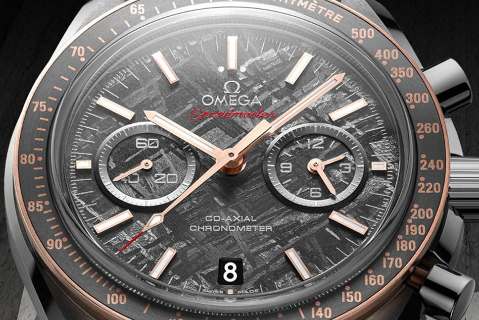 Baselworld 2016 Live: Speedmaster Grey Side of The Moon