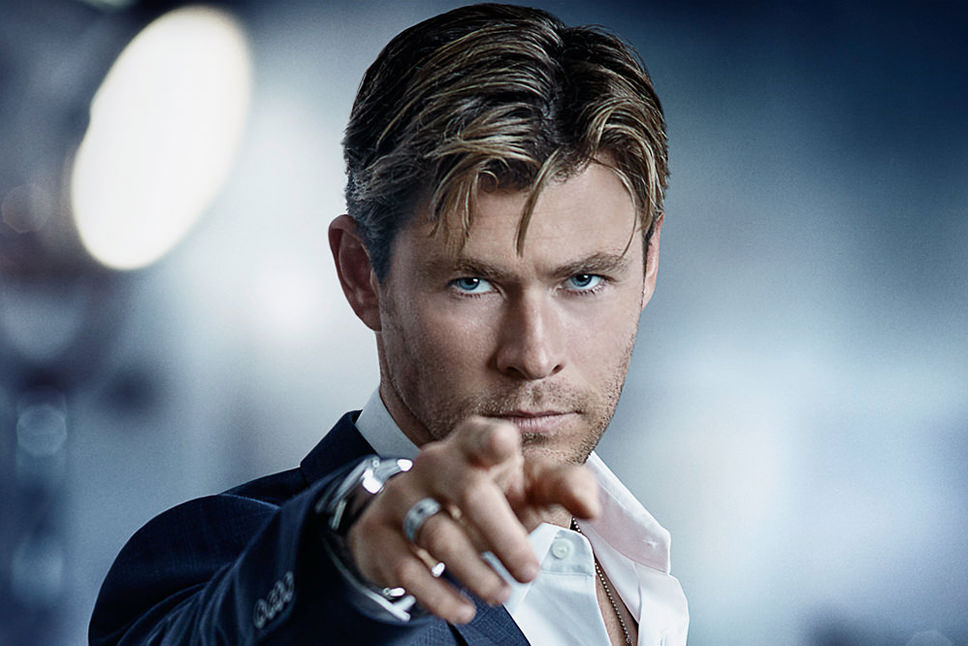 TAG Heuer Welcomes Chris Hemsworth to the Family