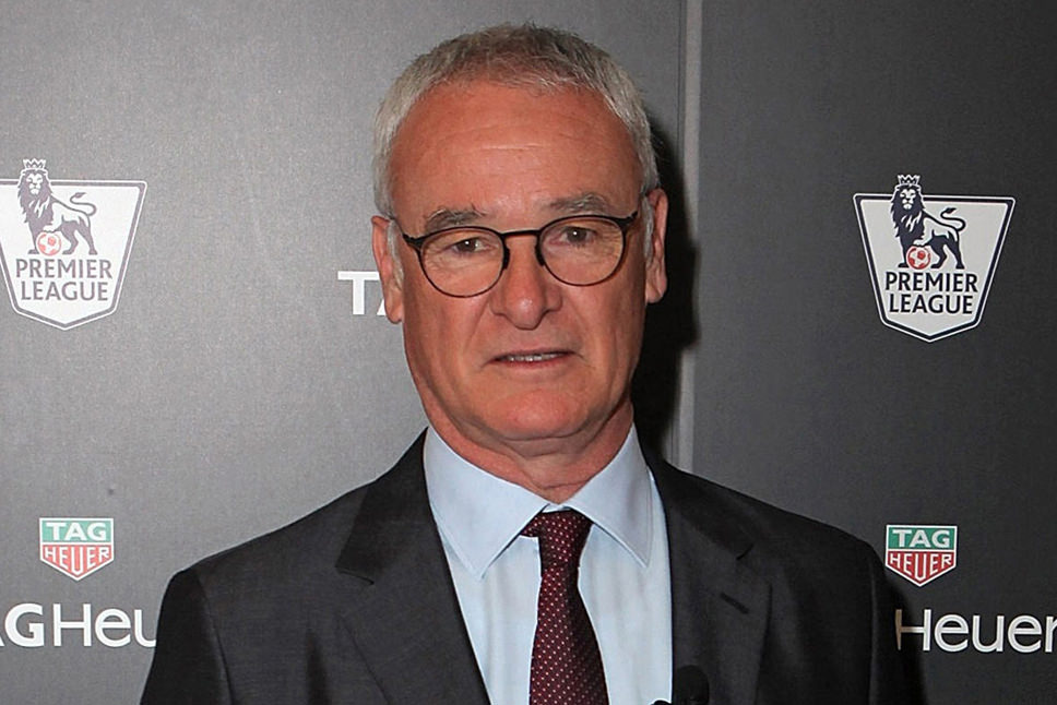 TAG Heuer Announce Claudio Ranieri as Brand Ambassador