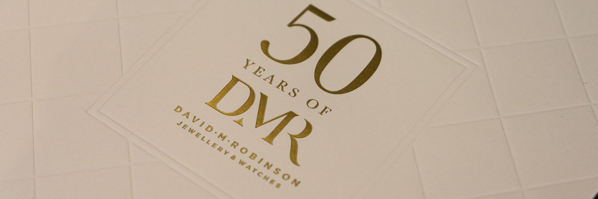 DMR's 50th Anniversary Coffee Table Book