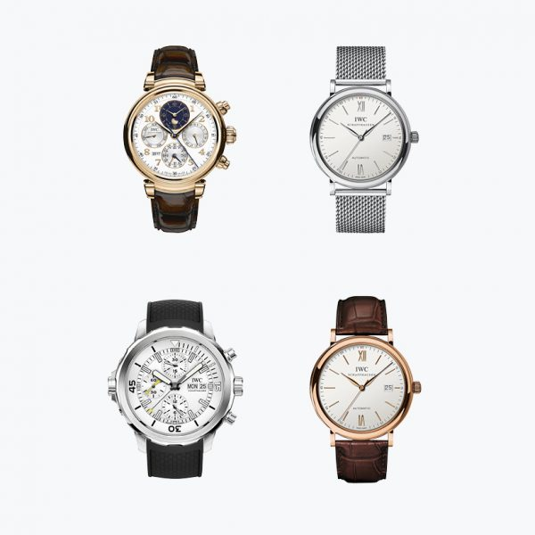 All IWC Collections