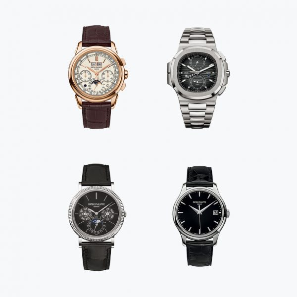 All Patek Philippe Collections