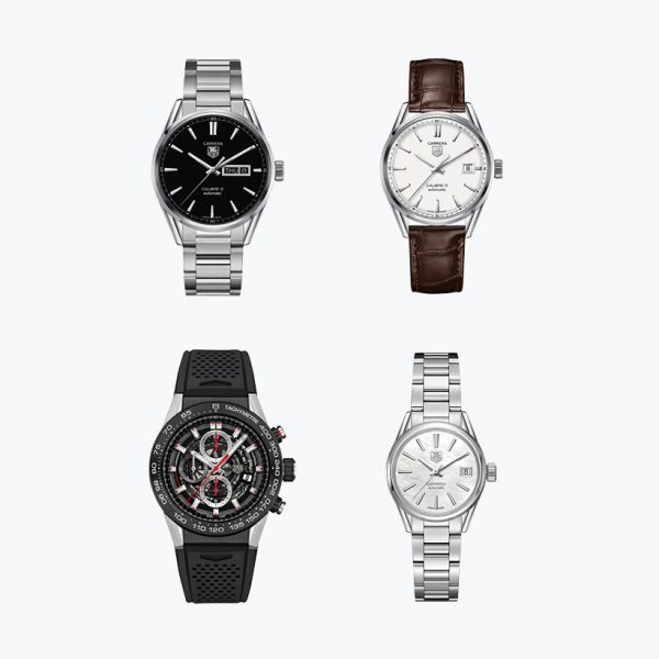 All TAG Heuer Collections