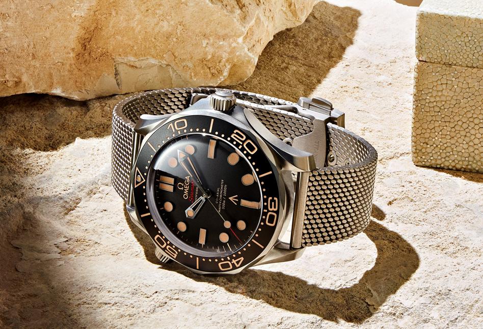 OMEGA: Seamaster 007 Edition
