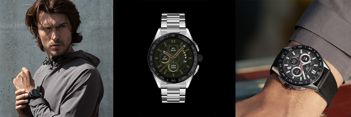 NEW: TAG Heuer Connected