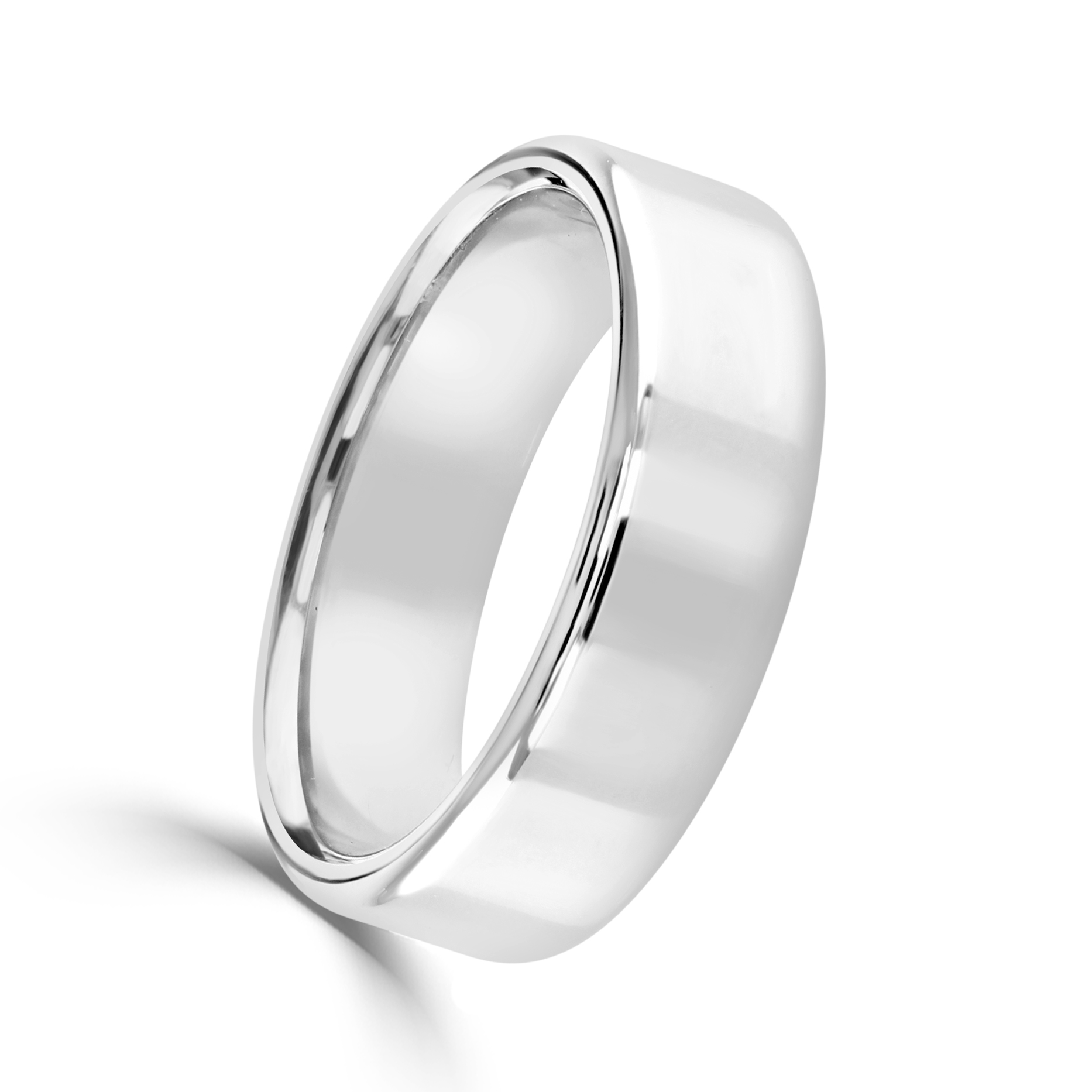 Platinum Gents Wedding Ring