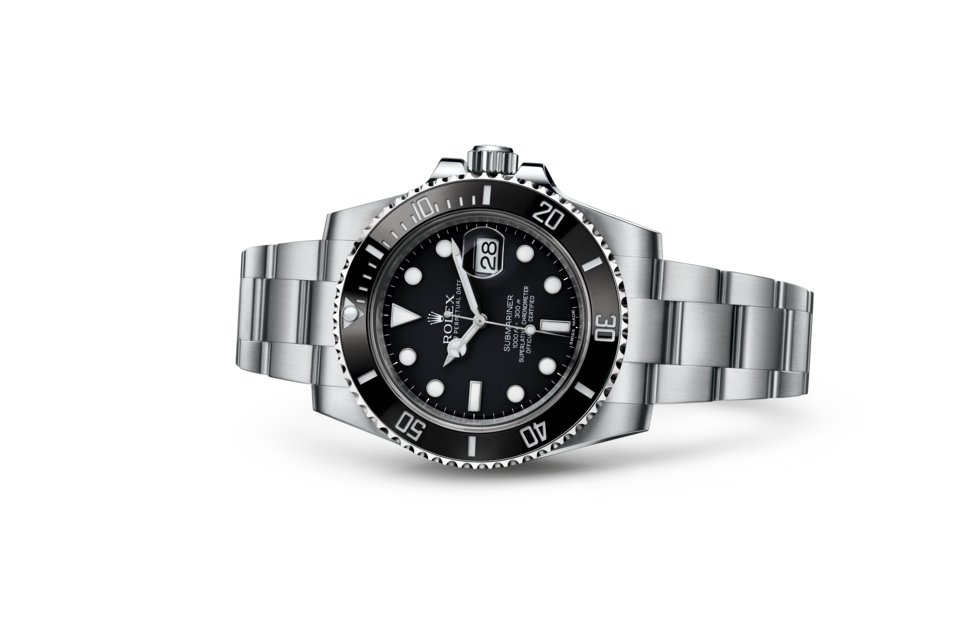 Submariner Date - David M Robinson