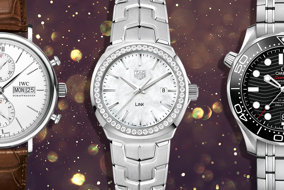 With Love: DMR Watches at Christmas…