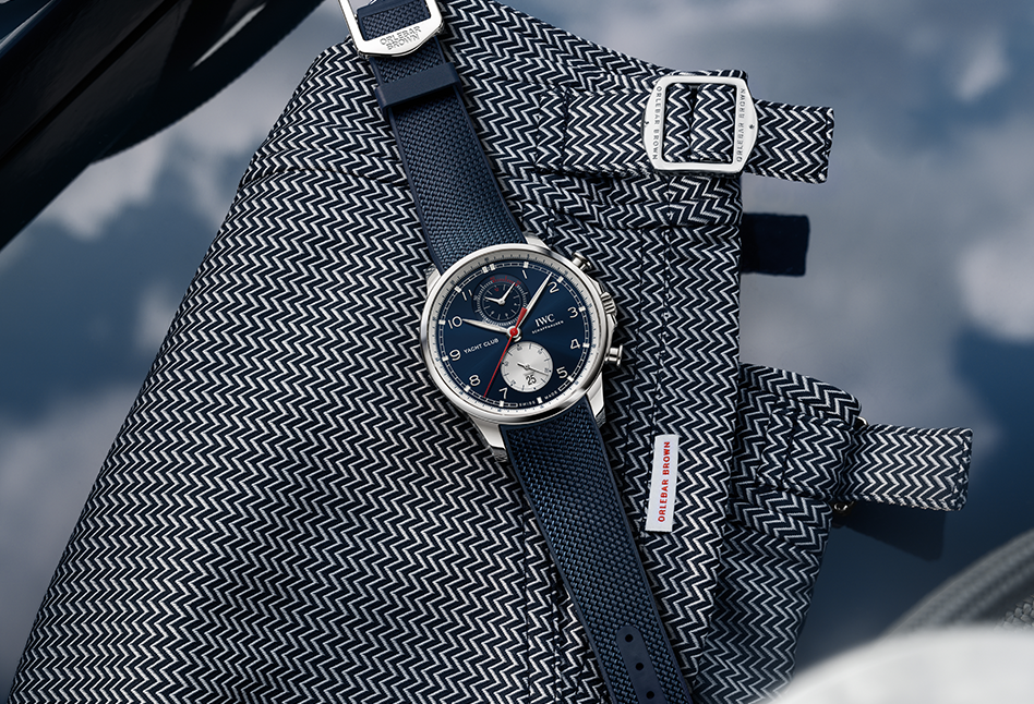 IWC and Orlebar Brown: The Ultimate Summer Collection