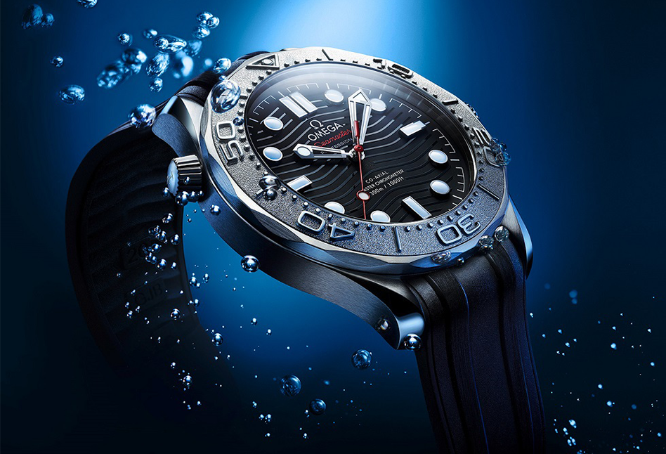 OMEGA Watches: A Partnership To Save The Seas