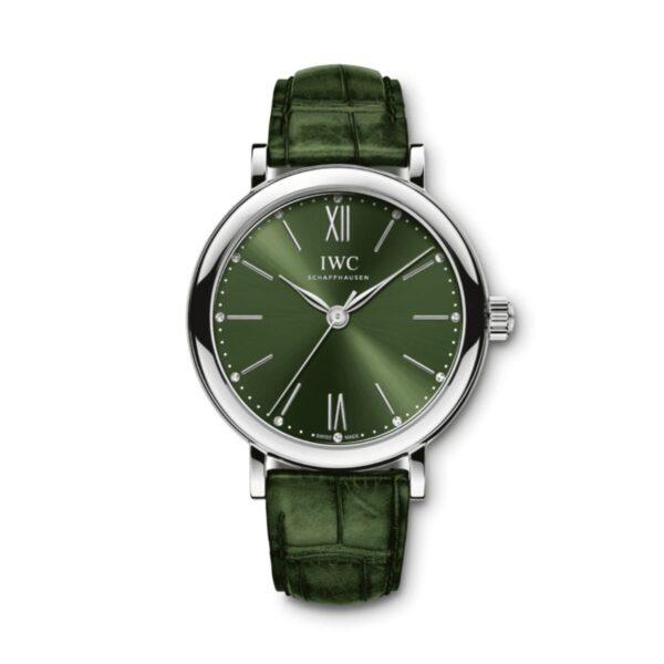 IWC emerald Portofino