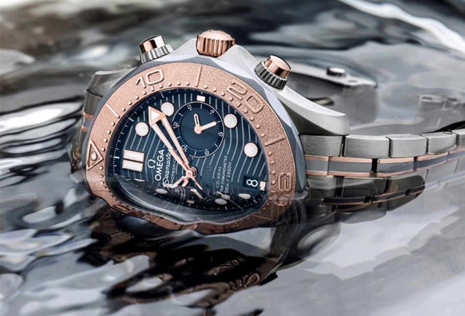 OMEGA Unveils A Masterpiece In Three Materials