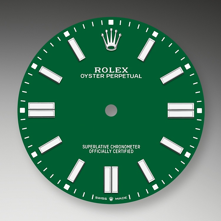 Green Dial