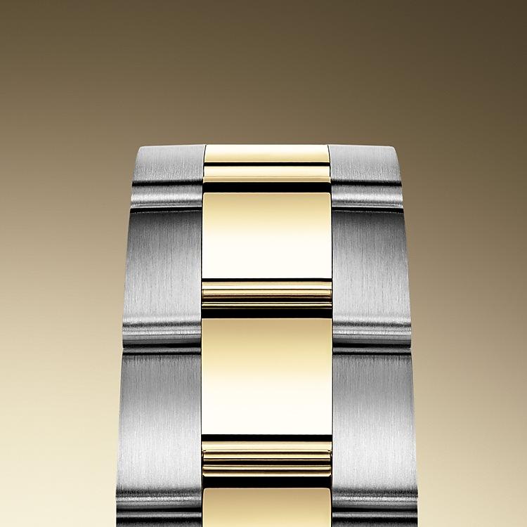 The Oyster bracelet