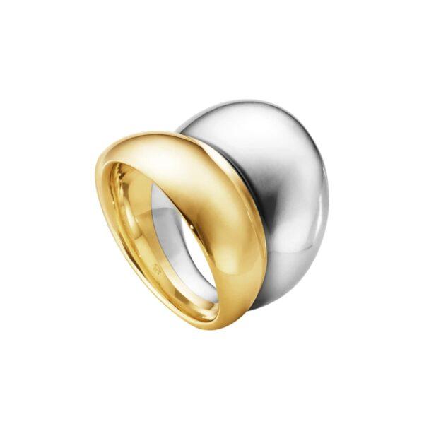George Jensen Curve Ring