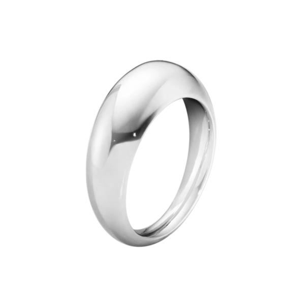 Georg Jensen Curve Ring