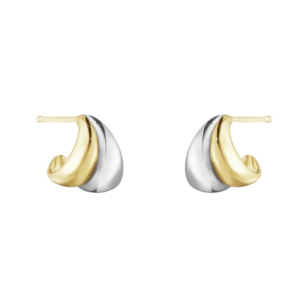 Georg Jensen Curve Earrings