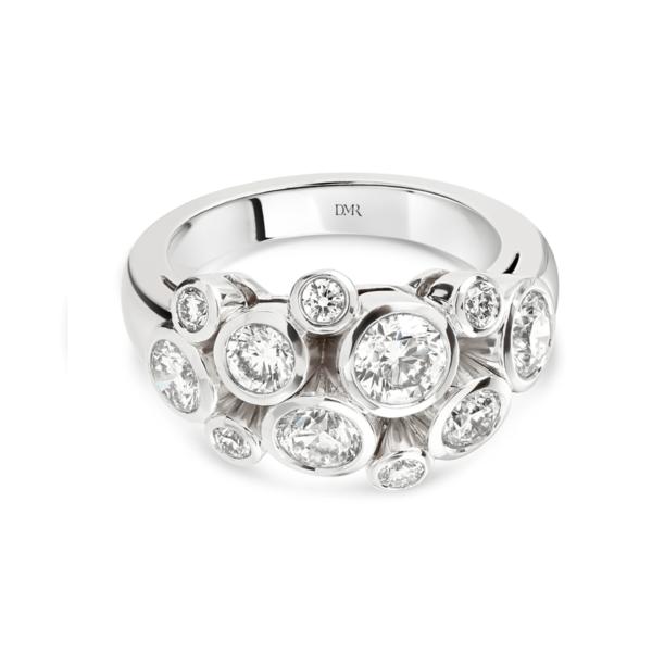 Allanah White Gold Diamond Ring