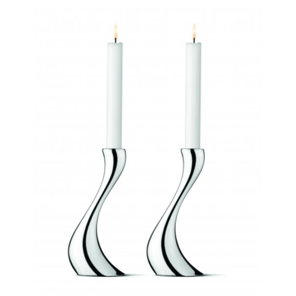Cobra Candle Holders - Set of 2 - Small