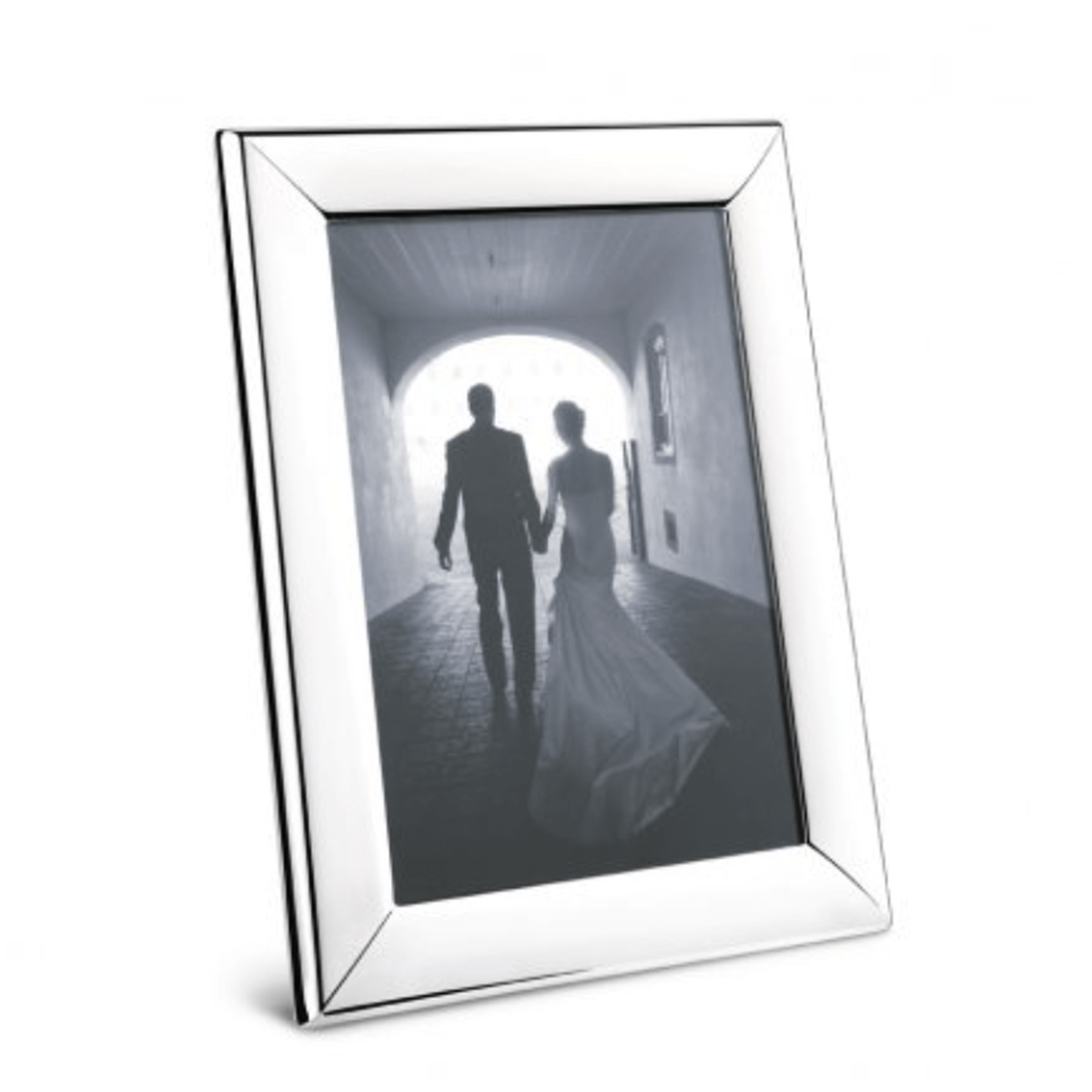 Georg Jensen Modern Stainless Steel Picture Frame