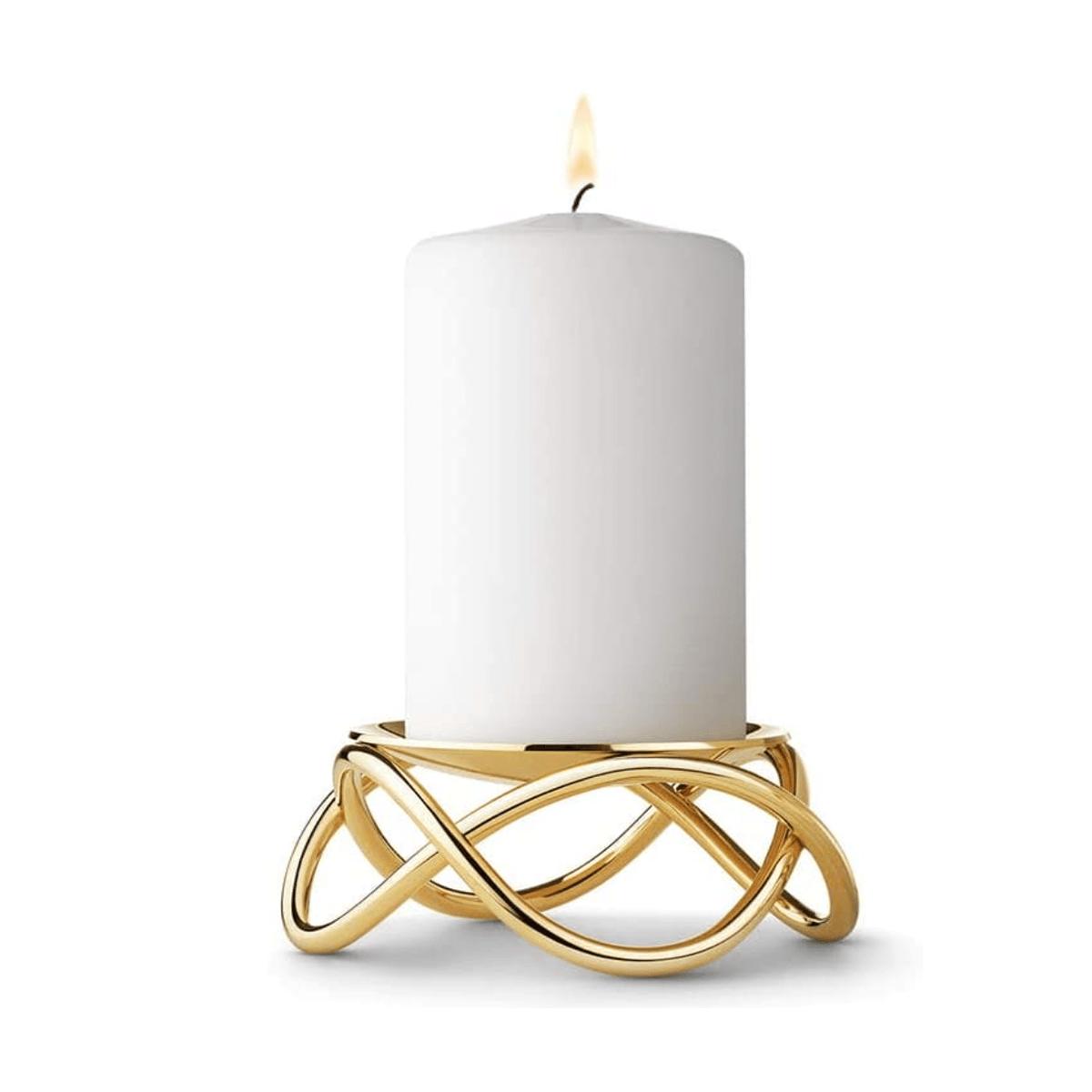 Georg Jensen Glow Candle Holder